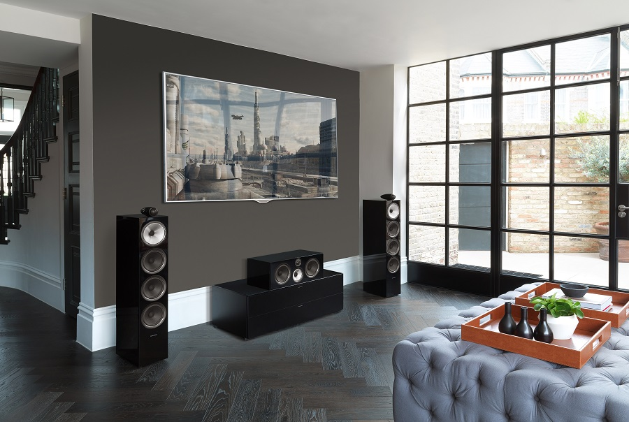 Want to Listen to the New Bowers & Wilkins 700 Series?