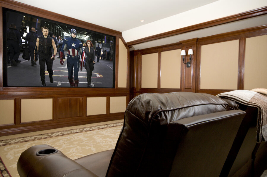 What's New in Home Theater?